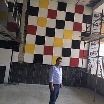 مهندس عباس حسيني راه اندازي فست فود Iranhfc