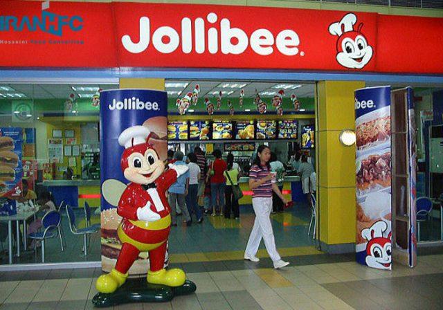 جالیبی حاکم بازار ساندویچ در فلیپین