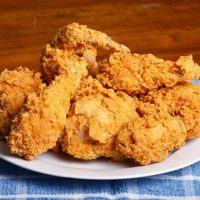 مرغ سوخاری نرمال