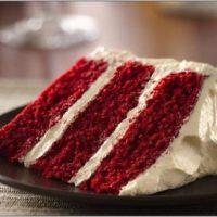 طرز تهیه کیک رد ولولت