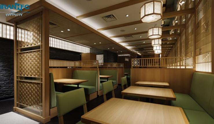 ایده های دکوراسیون داخلی برای رستوران و فست فود