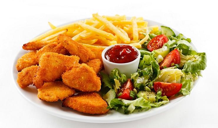 اهمیت ارزش تغذیه ای در فست فود