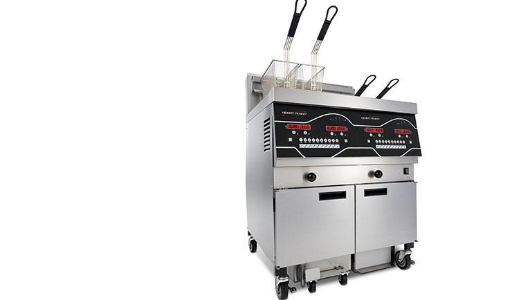 ماشین آلات مرغ سوخاری