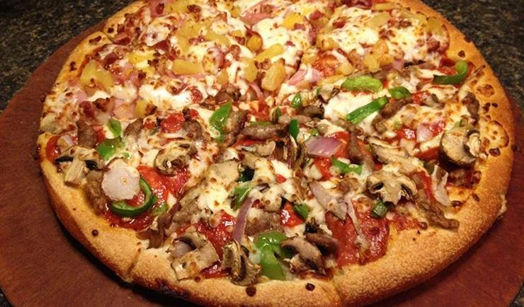 نحوه تهیه پیتزا – رست بیف