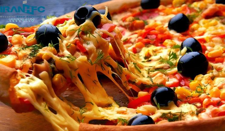 راه اندازی فست فود پیتزا