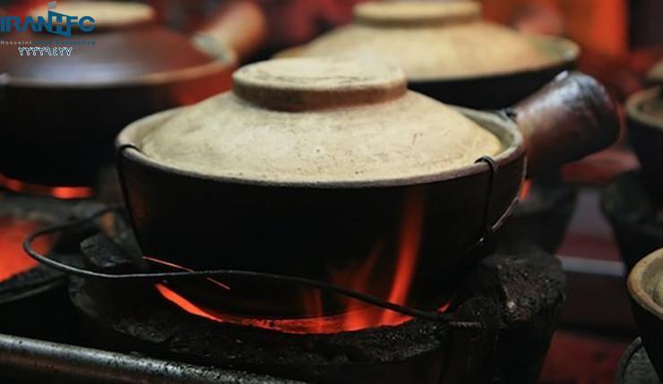 انواع ظروف برای پخت غذا