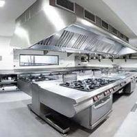 اصول چیدمان تجهیزات آشپزخانه فست فود