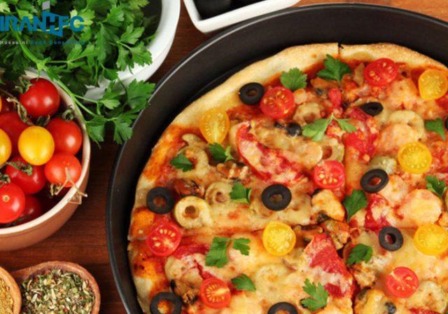 قالب پیتزا