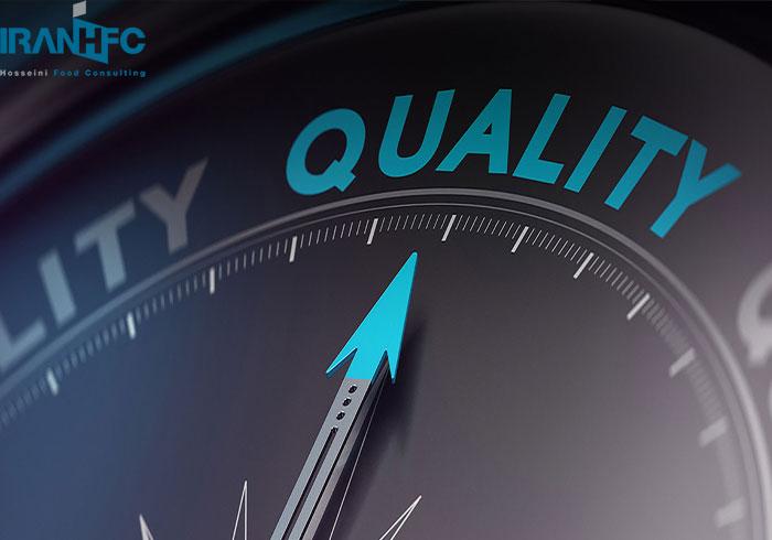 اهمیت کنترل کیفیت در صنعت مواد غذایی